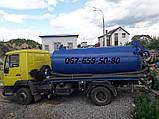 Выкачка канализации,Выкачка туалета Лисники, фото 7