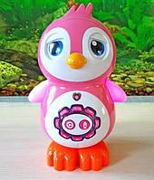 Детская интерактивная игрушка умный Пингвиненок 7498 (сказки)
