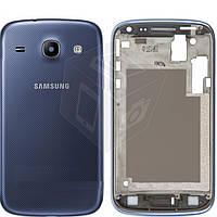 Корпус для Samsung Galaxy Core i8260 / i8262, оригинал, синий