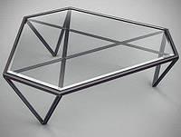Журнальный столик. Каркас журнального стола. Прикроватный столик. Каркас придиванного стола. Лофт журнальный