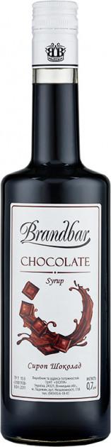 """Сироп ТМ """"Brandbar"""" 0.7 л. Шоколад"""