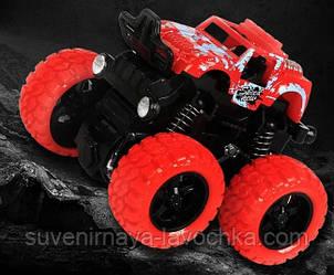 Машинка Monster Zap 4x4