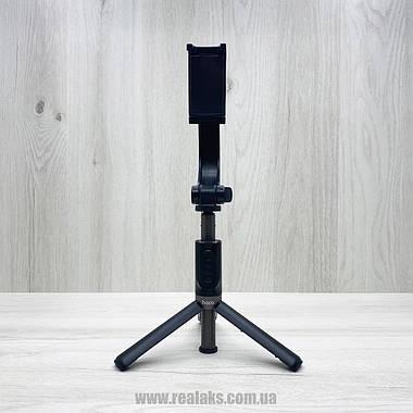 Трипод - стабилизатор Hoco K14 с Bluetooth пультом (черный), фото 3
