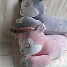 """Іграшка-плед-подушка  """"Олені"""" 70 смх35, фото 2"""