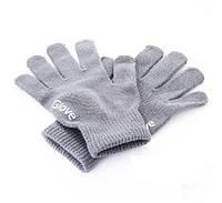 Перчатки SmartTouch iGlove АйГлов Серые