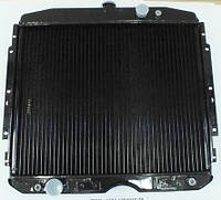 Радиатор ГАЗ-3307 медный 3-х рядный основной системы охлаждения водяной