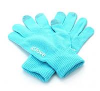 Перчатки SmartTouch iGlove АйГлов Голубые