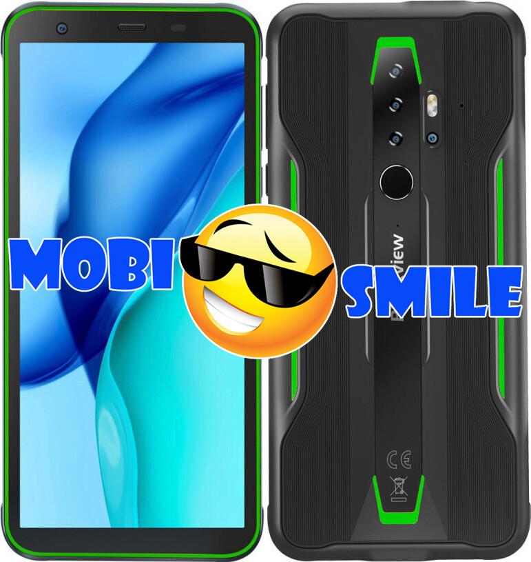 Смартфон Blackview BV6300 3/32Gb Green Гарантия 3 месяца