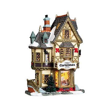"""Будиночок """"Різдвяний магазин"""", від бат."""