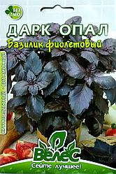 Семена базилика фиолетового Дарк Опал 2,5г ТМ ВЕЛЕС