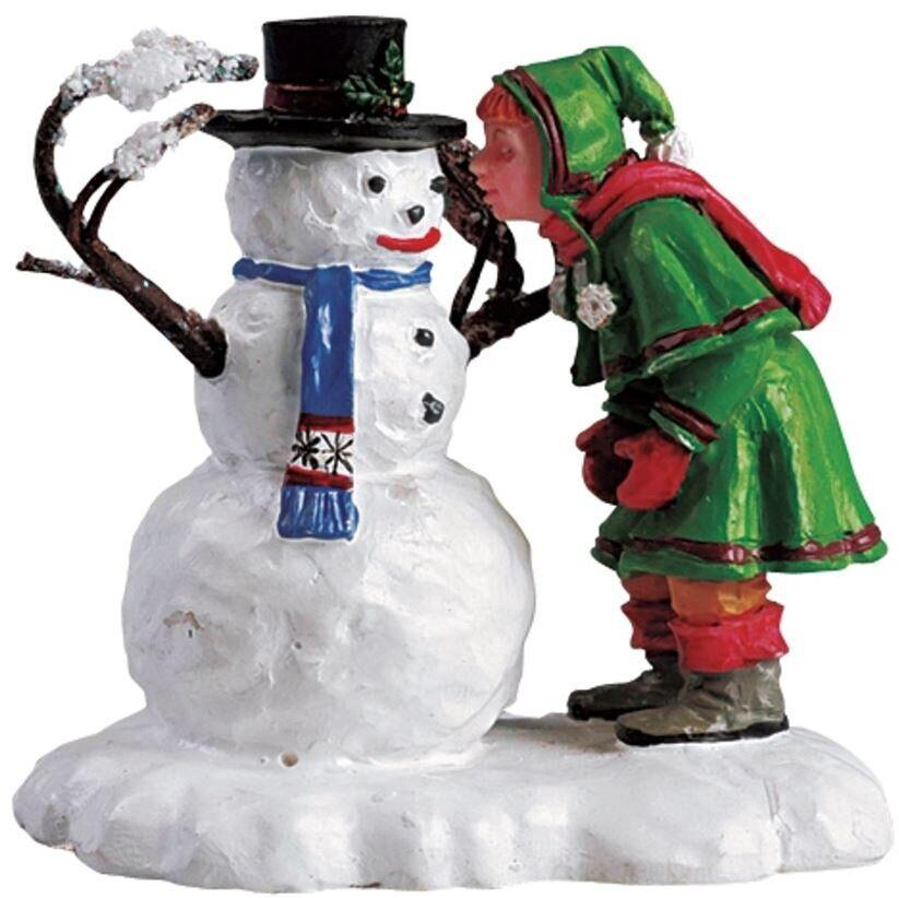 """Фігурка """"Поцілунок сніговика"""""""