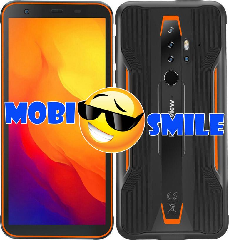 Смартфон Blackview BV6300 3/32Gb Orange Гарантия 3 месяца