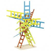 Развивающая игра Балансирующие лесенки балансир, 3+