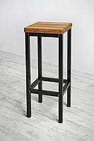 Барный стул в стиле LOFT (Bar Stool - 47), мебель в стиле Лофт от производителя