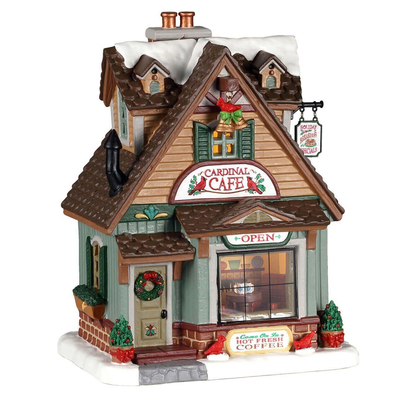 """Будиночок """"Кафетерій"""", від бат."""