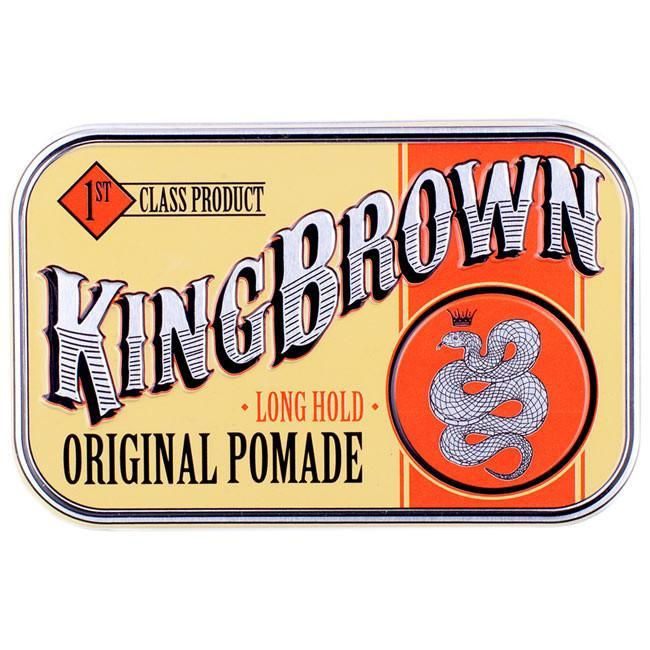 Помада для укладки волос King Brown Original Pomade 71г