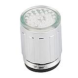 Светодиодная насадка на кран с датчиком температуры, фото 4
