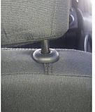 Авточехлы Nika на Scoda Fabia от 2014 года хэтчбек,задняя спинка раздельная,авточехлы Ника на Шкода Фабиа 3, фото 6