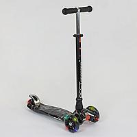 Самокат Best Scooter MAXI Черный (779-1318), фото 1