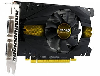 Відеокарта  GTX750  1Gb DDR5 Inno3D  Гарантия 3 мес.