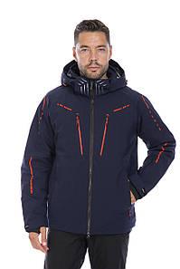 Мужская горнолыжная Куртка WHS Темно-синий