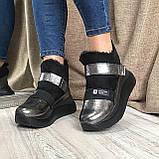 Ботинки кожаные AVK 07136/970, Черный, 36, фото 2