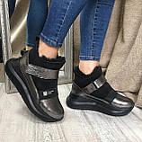 Ботинки кожаные AVK 07136/970, Черный, 36, фото 4