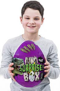 "Яйцо ""Динозавра"" ""Dino Surprise Box"", 15 предметов"