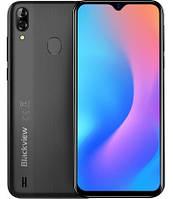 "Смартфон Blackview A60 Plus 4/64GB Black, 8+2/5Мп, 2sim, 6.088"" IPS, 4080mAh, 4G (LTE), 4 ядра"
