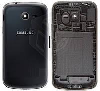 Корпус для Samsung Galaxy Star Plus S7262, черный, оригинал