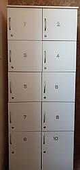 Шкаф локер ячеечный камера хранения для хранения личных вещей