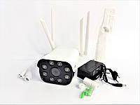 Камера видеонаблюдения уличная WI-FI CAMERA IP CAD 23D 2.0 mp беспроводная
