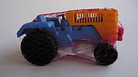 Детская машина Трактор 160x86x108мм.Машина  для мальчика Трактор.Автомобиль Трактор.Стройтехника детская.Машин