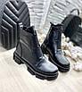 Женские ботинки на меху, фото 4