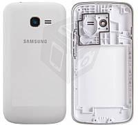 Корпус для Samsung Galaxy Star Plus S7262, белый, оригинал
