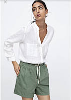 Женские летние шорты бермуды бренд Zara