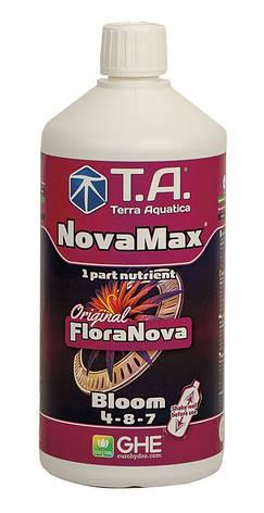 Гидропонное удобрение Nova Max Bloom 1л, фото 2