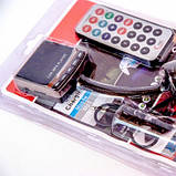 FM модулятор автомобильный 856 Pro от прикуривателя ФМ модулятор трансмиттер Тмк, фото 2