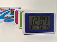 Часы электронные настольные с будильником AT-611