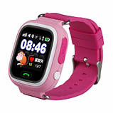 Смарт-часы детские Wonlex Q90 Pink Розовые, фото 2