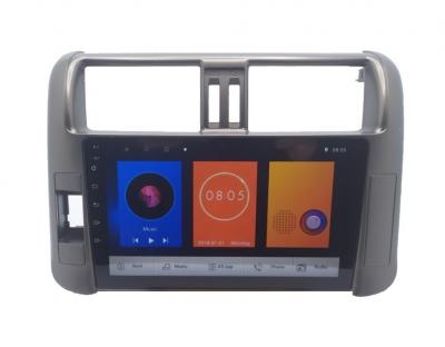 Автомагнитола штатная для Toyota Prado 150 2010-2013 магнитола Экран 10 Can Android 10.1