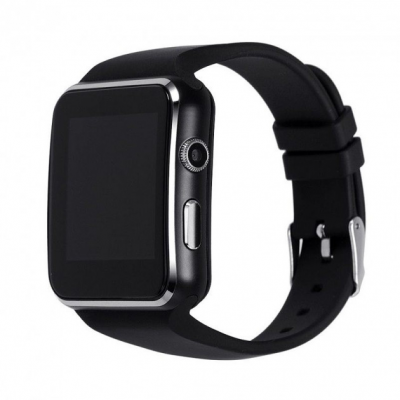 Умные часы Smart Watch X6 Plus Black Original