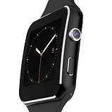 Умные часы Smart Watch X6 Plus Black Original, фото 5