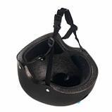 Шлем Bavarsport BS06 для трюковых самокатов, скейтов, пеннибордов размер (S) черный, фото 3