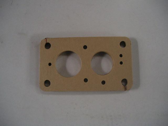 Прокладка корпуса карбюратора  ВАЗ 2105 бумага (10 шт в упак.)