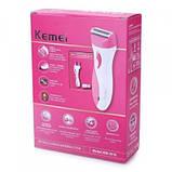 Эпилятор Pro Kemei TMQ-KM 3018 Тмк, фото 7