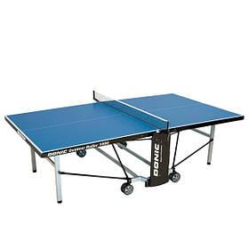 Теннисный стол Donic Outdoor Roller 1000/ Синий