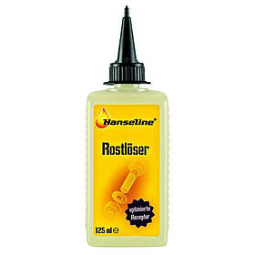Жидкость для удаления ржавчины Hanseline Rostloeser, 125мл