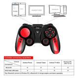 Беспроводный игровой геймпад для смартфона, джойстик для телефона iPega PG-9089, Bluetooth Gamepad для Ios,, фото 4