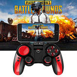 Беспроводный игровой геймпад для смартфона, джойстик для телефона iPega PG-9089, Bluetooth Gamepad для Ios,, фото 6